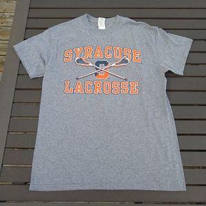 syracuse lacrosse tee